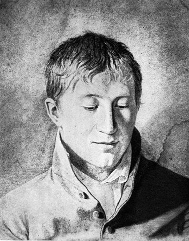 Portrait von Karl Friedrich Friesen