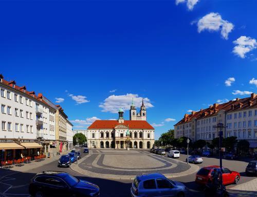 Alter Markt der Ottostadt Magdeburg