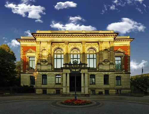 Palais am Fürstenwall – Staatskanzlei & Ministerium für Kultur