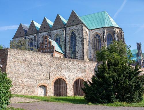Sankt Petri Kirche Nordfassade