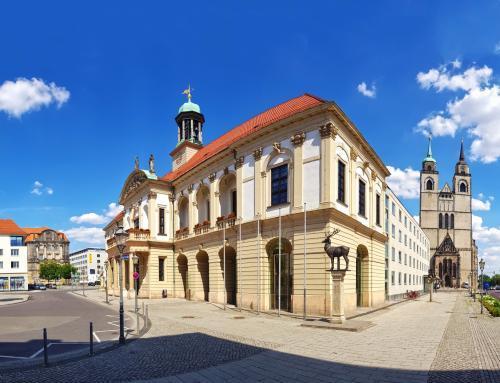 Altes Rathaus Süd-West Fassade