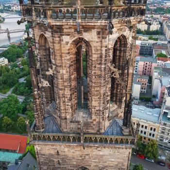 Blick vom Magdeburger Dom