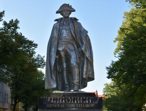 General von Steuben Denkmal