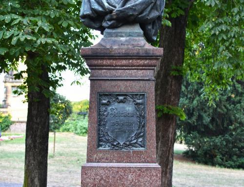 Karl Friedrich Friesen Denkmal