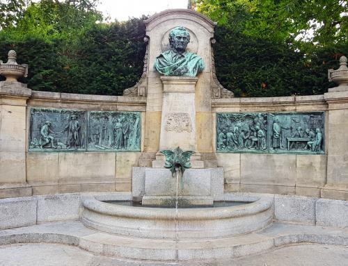 Karl Immermann Denkmal
