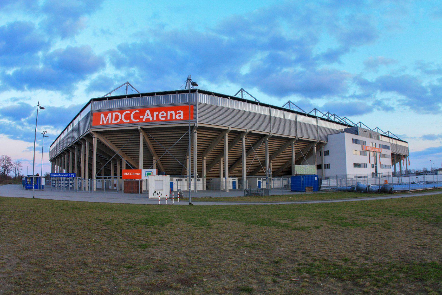 1. FCM Stadion - MDCC Arena