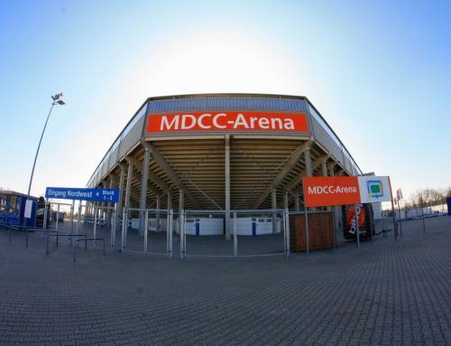 MDCC Arena Magdeburg – 1.FCM Stadion