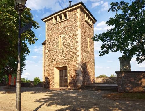 """""""Kiek in de Köken"""" Turm am Fürstenwall"""