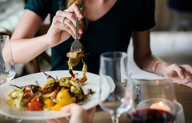 Muster Restaurant Speisen