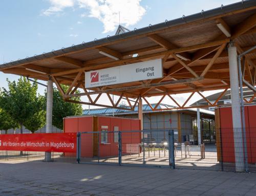 Messe Magdeburg – Ausstellungs- & Tagungscenter