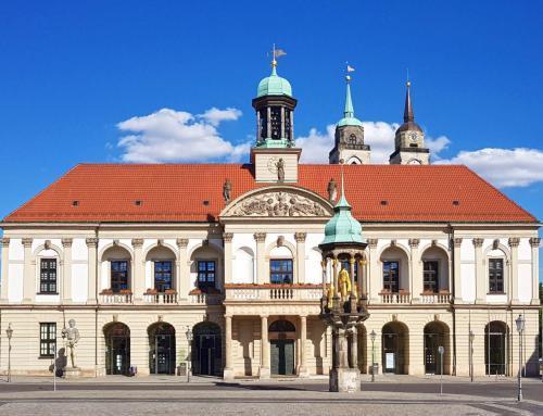 Altes Rathaus Magdeburg
