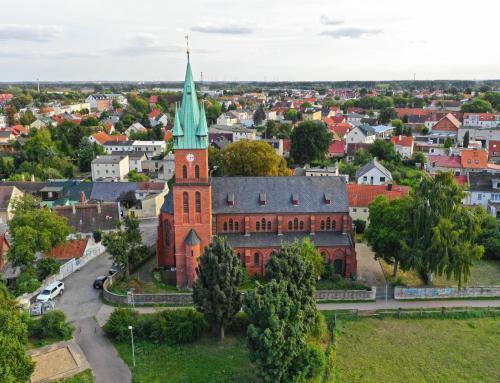 Sankt Maria-Hilf Kirche Ottersleben