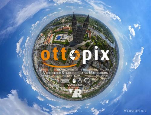 Virtueller Stadtrundgang Magdeburg – Version 0.5