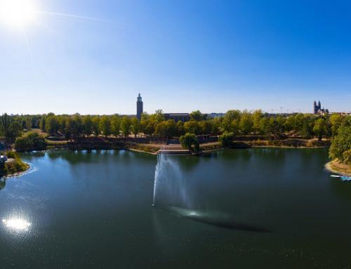 Adolf-Mittag See – Stadtpark Rotehorn