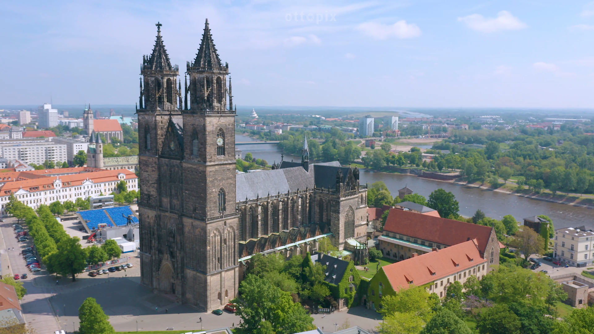 Magdeburger Dom Video 360° 4K