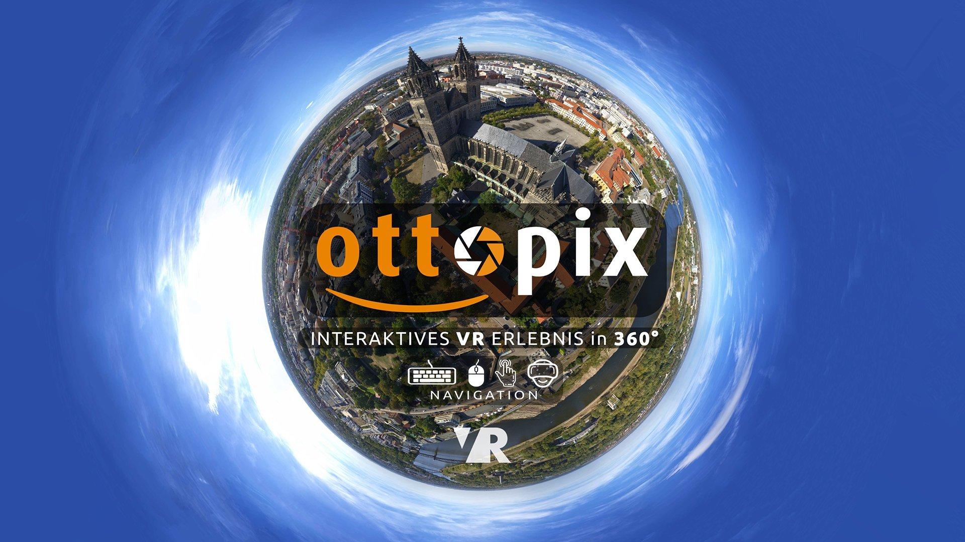 Virtueller Stadtrundgang Magdeburg