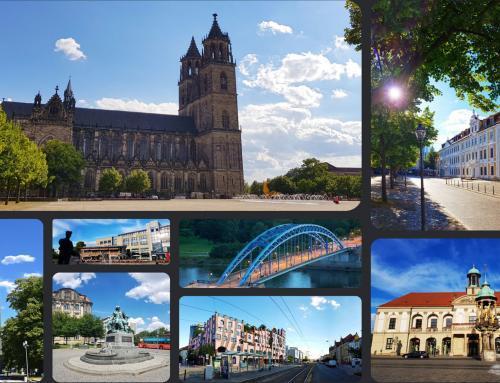 Ottostadt Magdeburg | Video mit Momentaufnahmen