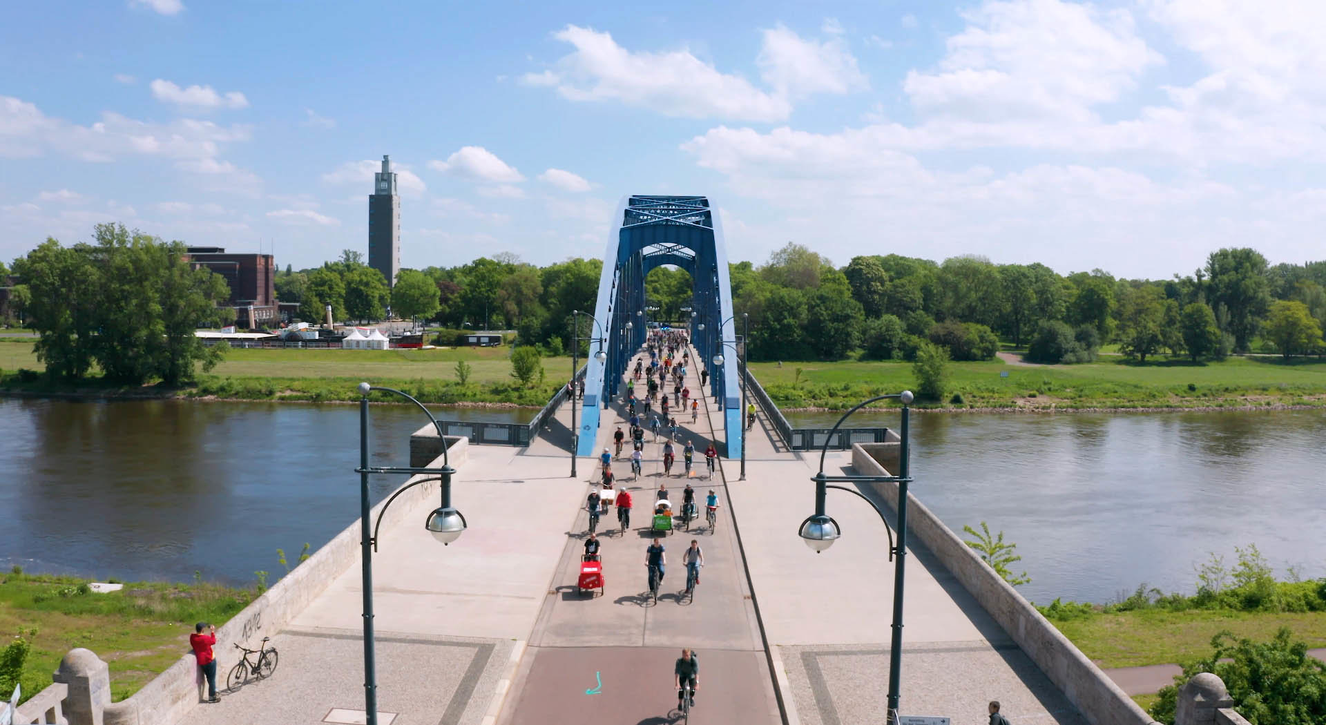 Sternbrücke Videoclip