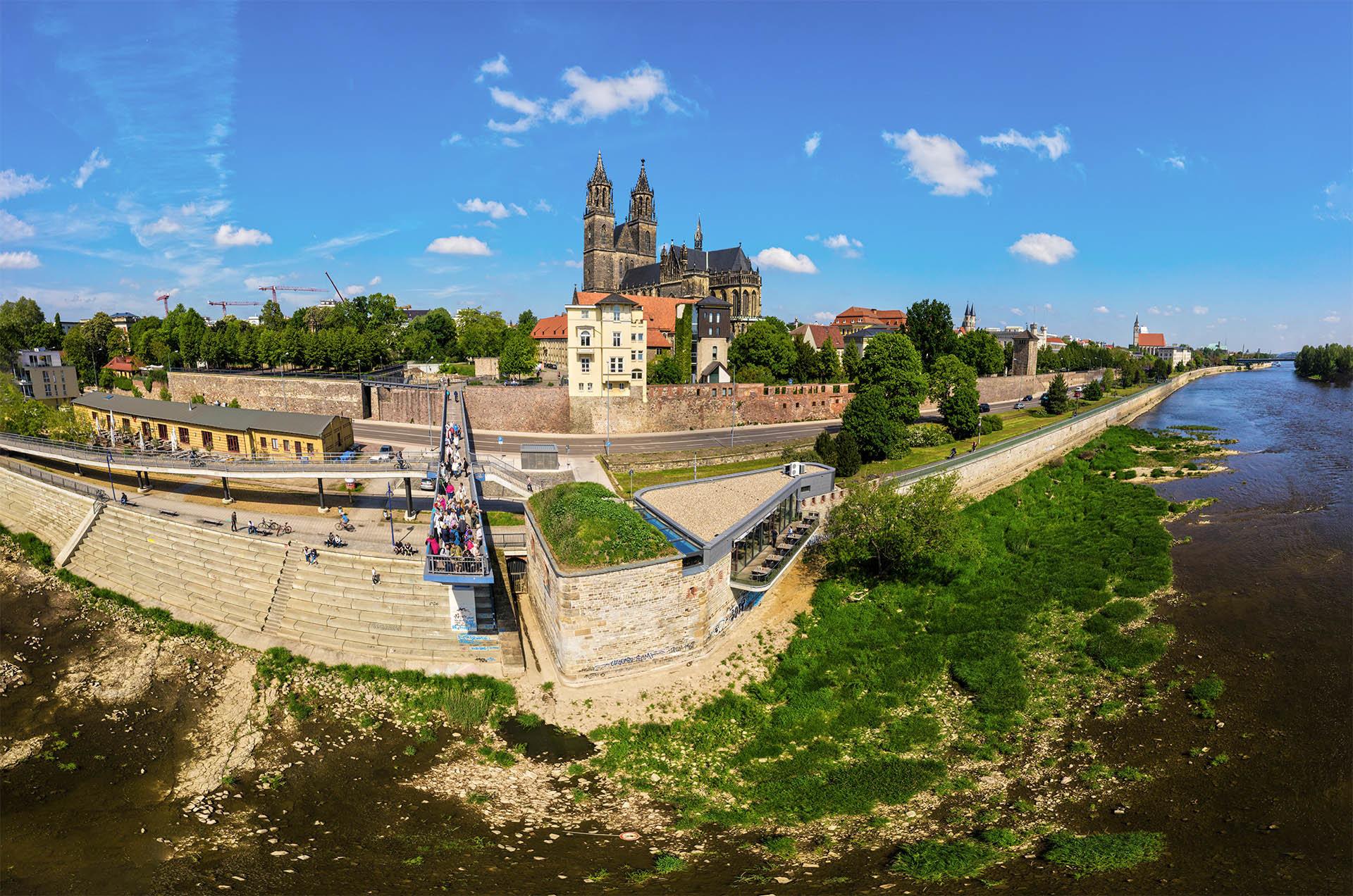 Magdeburger Domfelsen