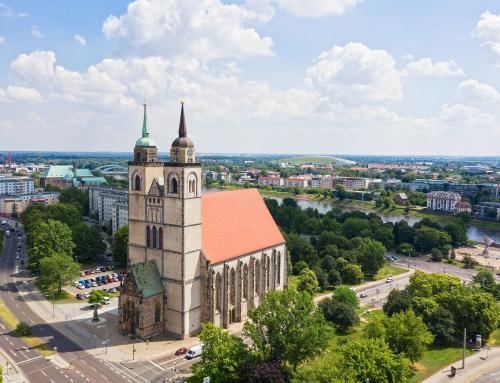 Sankt Johannis Kirche – Johanniskirche Magdeburg