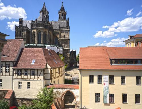Strasse der Romanik | Mittelalterliches Stadttor zur Möllenvogtei