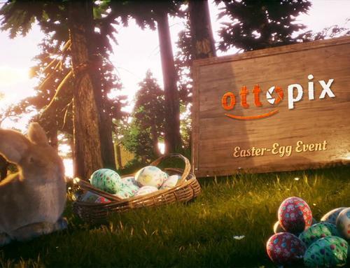 Easter Egg Event – Virtuelle Eiersuche im Stadtrundgang Magdeburg